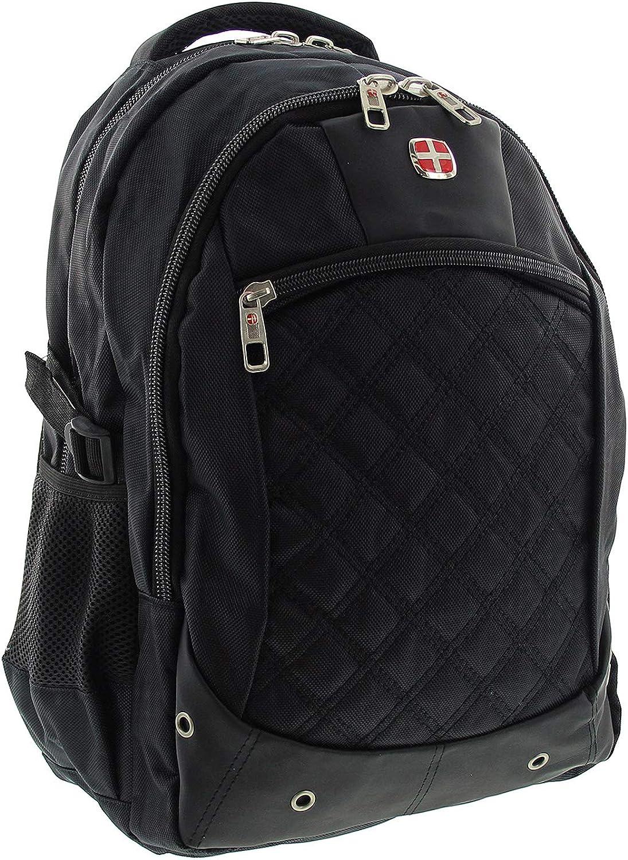 Laptop Rucksack Back Pack Daypack Multifunktionsrucksack hochwertig Business Arbeit Uni Schule Reise 30L schwarz B07KNPVQ68  Verkaufspreis