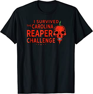 Carolina Reaper Shirt - Chilihead Gift for Spicy Food Lover