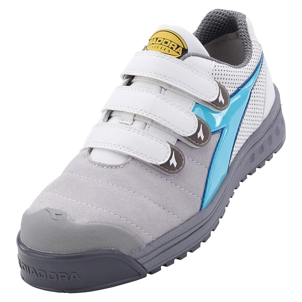 煙突高音羊飼い[ディアドラユーティリティ] 安全作業靴 JSAA認定 マジックタイプ プロスニーカー PUFFIN パフィン PF841