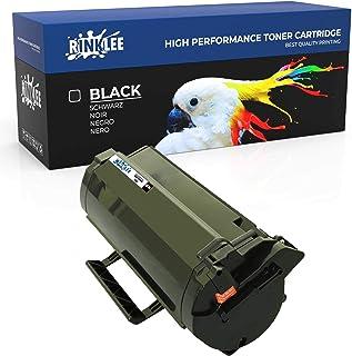 RINKLEE 50F2000 502 Cartucho de Toner Compatible para Lexmark MS310d MS310dn MS410d MS410dn MS510dn MS610de MS610dn MS610dte MS610dtn | Alta Capacidad 15000 Páginas | Negro