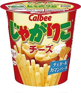 卡尔比 Calbee JAGARIKO罐装薯条