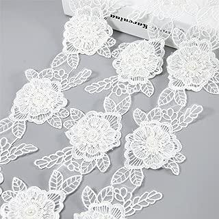 Best flower lace applique Reviews