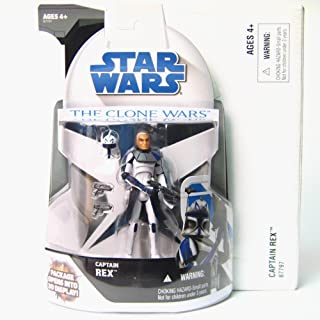 Star Wars The Clone Wars - Captain Rex Mail-in Figure
