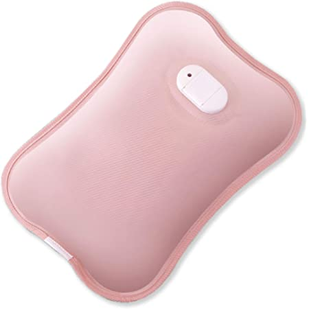 Caresmith Eon Premium Electric Hot Water Bag   Dual Insulation Silicon Technology   6 Layers of Protection