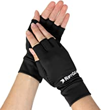 RiptGear Compression Gloves for Women and Men for Arthritis (Pair)