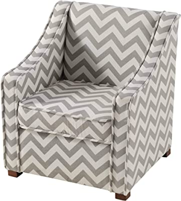 Linon Home Décor Chairs Gray