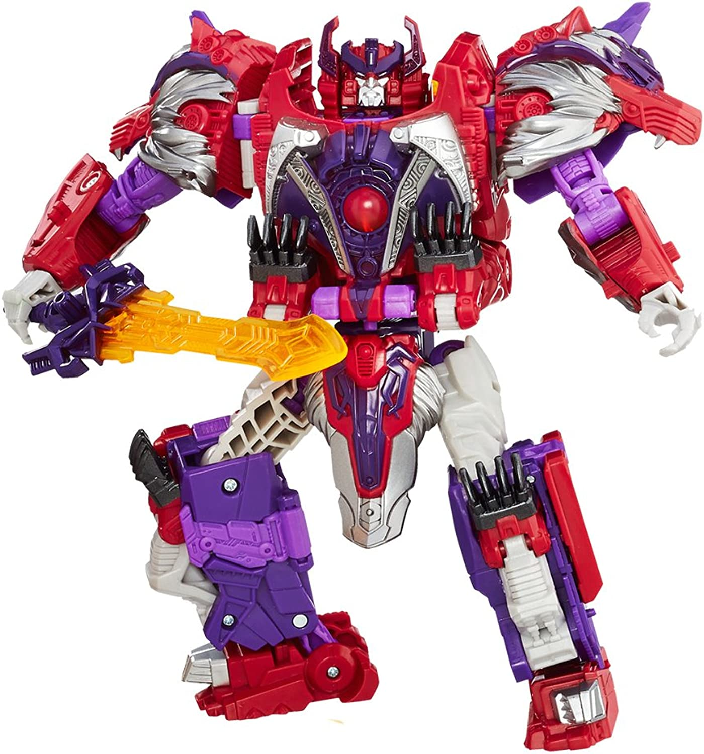 Transformers Generations Titans Return Voyager Class Figure  Autobot Sovereign & Alpha Trion
