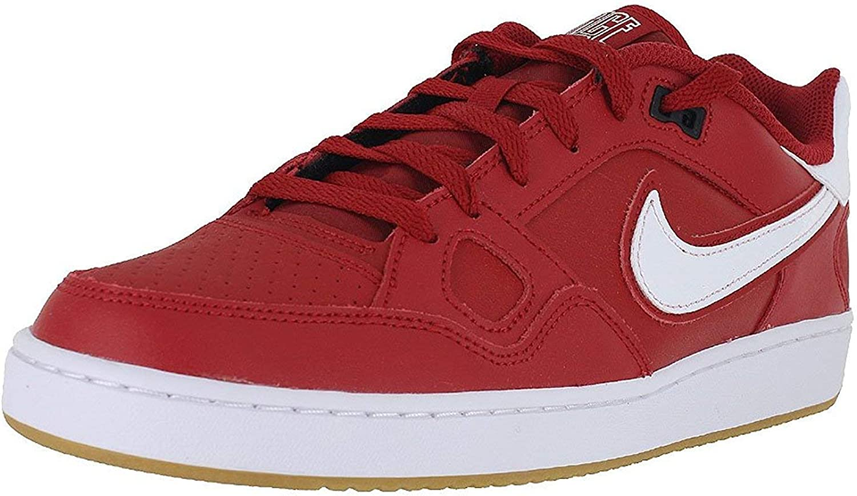 Nike Mens Son of Force Gym rot schwarz Gum Größe 11