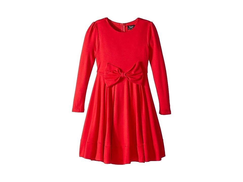 Bardot Junior Ellery Ponte Dress (Big Kids) (Lollipop) Girl