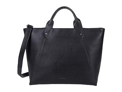 Matt & Nat Selen Vintage (Black) Tote Handbags