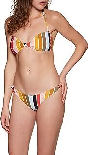 Billabong High On Sun Bandeau Womens Bikini Top