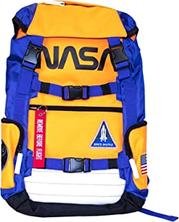 NASA Flight Suit Inspired by Backpack