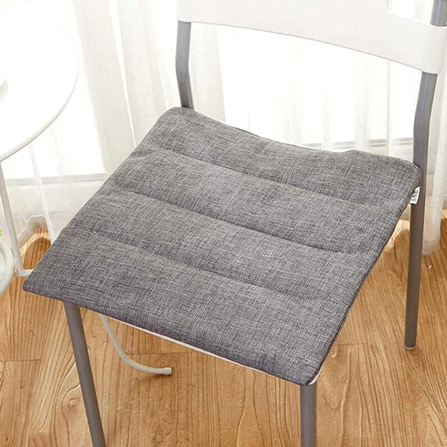 Chair Cushions with Ties Seat Pads Chairs Dining Popular brand in the world Squ for Long-awaited Kitchen