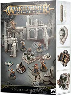 Games Workshop Warhammer Age of Sigmar: Azyrite Shattered Plaza
