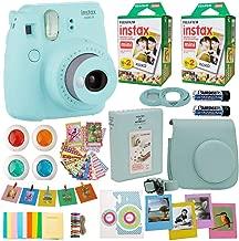 fuji instax mini 8 blue camera