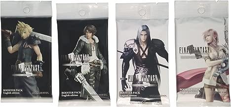 Final Fantasy Opus Booster Pack Bundle (English Version)