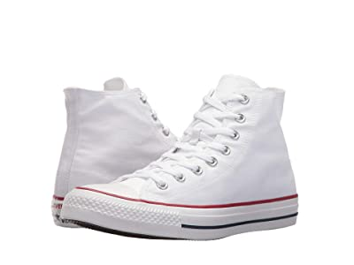 Converse Chuck Taylor(r) All Star(r) Core Hi (Optical White) Classic Shoes