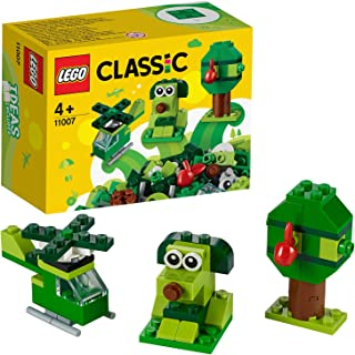 LEGO Classic Creative Green Bricks for age 4+ years old 11007