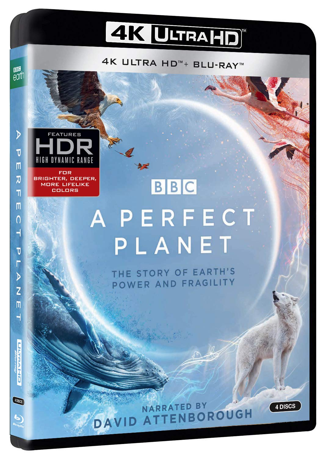 2021 Perfect Planet Super beauty product restock quality top! Blu-ray