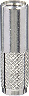 BCP1051 300 Qty 1//2 Inch Premium Zinc Plated Carbon Steel Knurled Drop in Anchor