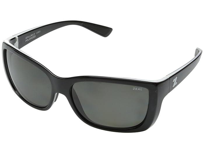 Zeal Optics  Idyllwild (Kodak Black withPolarized Dark Grey Lens) Sport Sunglasses