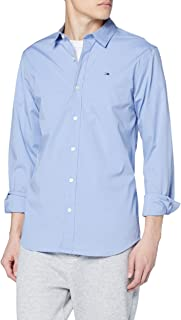Tommy Jeans mens Original Stretch Shirts
