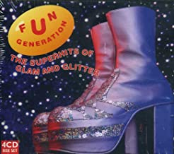 Fun Generation - The Superhits of Glam and Glitter [4 Discs Box] [Import]