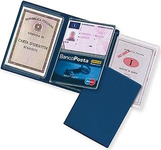 Arte-tessera di pelle astuccio guscio d/'Identità Carte di Credito Tessera ASTUCCIO CARTELLA ASTUCCIO carte