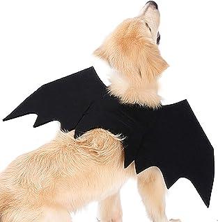 f/ür Haustiere Katzen Autone Hunde-Halloween-Outfits K/ürbis-Kost/üm K/ürbis Welpen