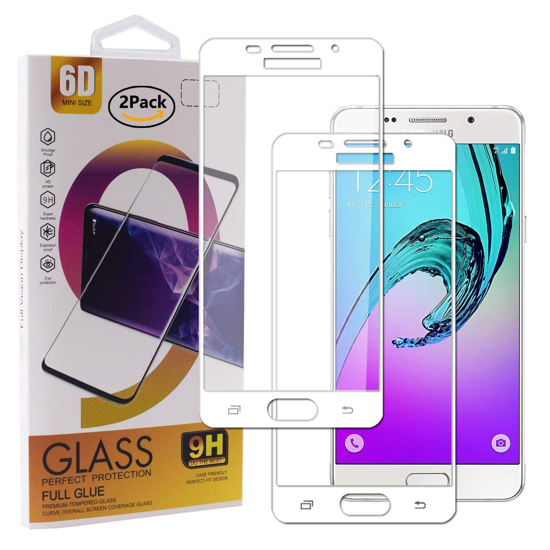Guran [2 Paquete Protector de Pantalla para Samsung Galaxy A5 2016 ...
