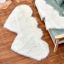 Love Plush Rug Bedroom Living Room Study Cold-Proof Non-Slip Carpet Adult Yoga Children's Game Crawling Mat,12,35 * 70cm