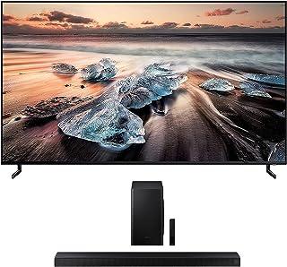 """Samsung QN65Q900RB (7680 x 4320) 65"""" Ultra High Definition 8K QLED TV with a Samsung HW-T650 Bluetooth Soundbar with Dolby..."""