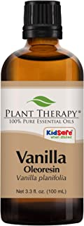 Plant Therapy Vanilla Oleoresin Essential Oil 100% Pure, Undiluted, Natural Aromatherapy, Therapeutic Grade 100 mL (3.3 oz)