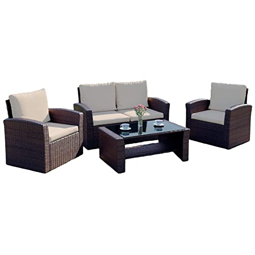 Amazing Rattan Sets Amazon Co Uk Home Interior And Landscaping Ologienasavecom
