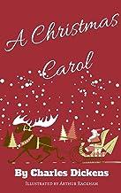 A Christmas Carol (Illustrated) (English Edition)