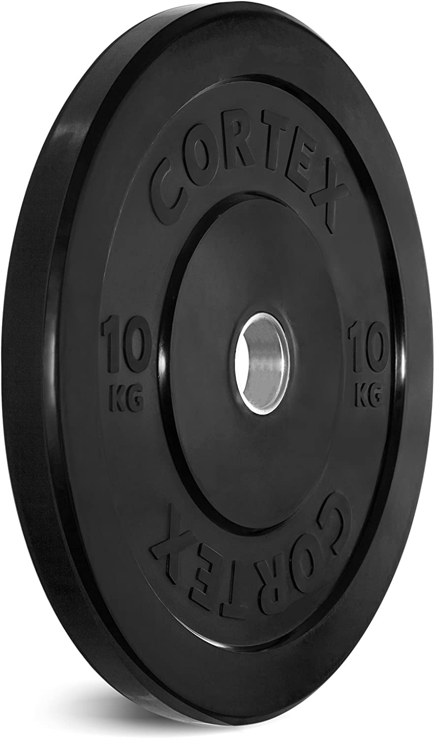 Cortex Olympic Bumper Weight Plate 10kg (Single)