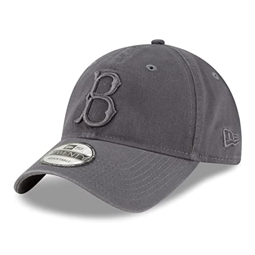 642936aa87b New Era Brooklyn Dodgers MLB 9Twenty Cooperstown Classic Tonal Graphite Hat