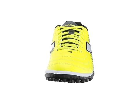 W Mago fluorescente R TF blanco Diadora amarillo plata qvdwEq1