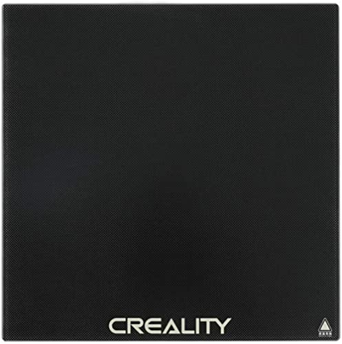 Official Creality 3D Upgraded Ender 3 Tempered Glass Bed Heated Bed Built Platform Plate Printing Surface 235x235x3mm...