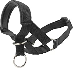 Dog Head Collar Halter Black 6 Sizes