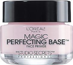 L'Oréal Paris Makeup Studio اسرار حرفه ای سحر و جادو کامل پایه، چهره آغازگر، 0.5 fl. اوز (بسته بندی ممکن است متفاوت باشد)
