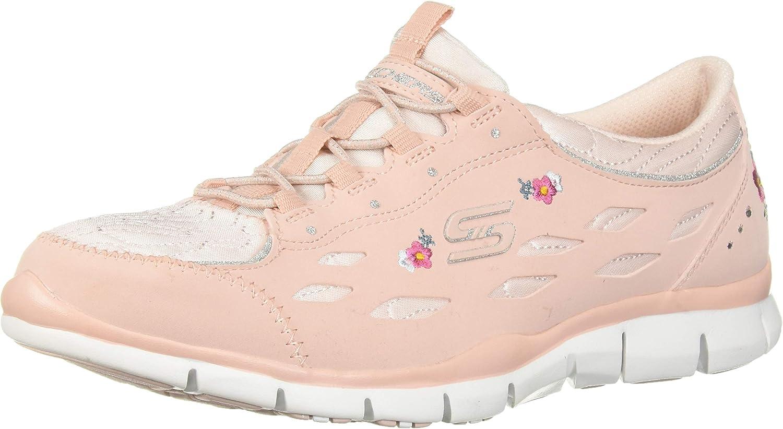 Skechers Women's Gratis-Divine Bloom Sneaker