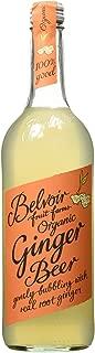 Belvoir Organic Ginger Beer (750ml)