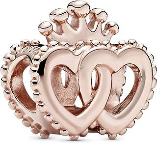 Pandora Jewelry United Regal Hearts Pandora Rose Charm