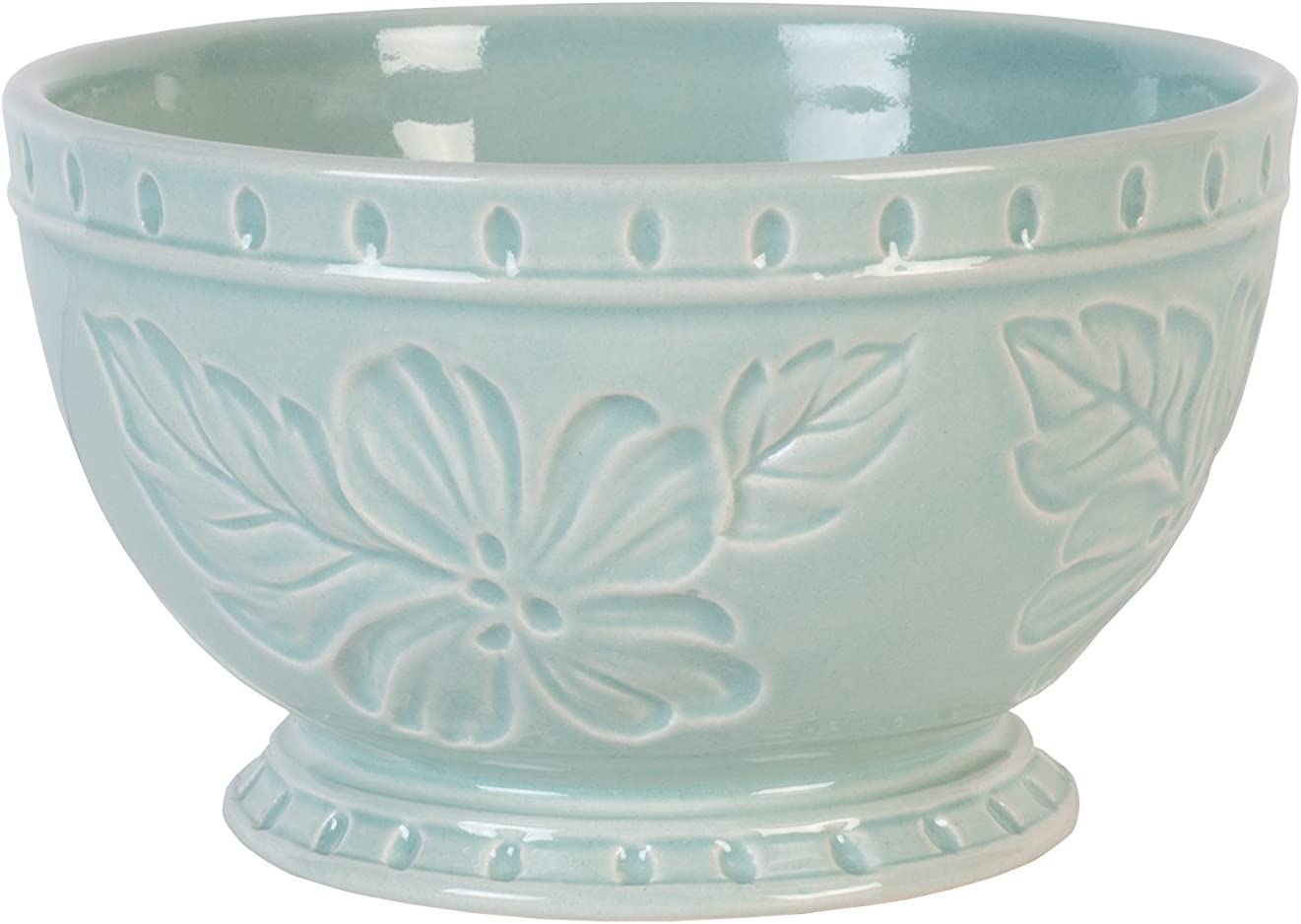 Fitz and Floyd English Garden Limited price sale Multi Soup Bowl Standard Ceramic Factory outlet