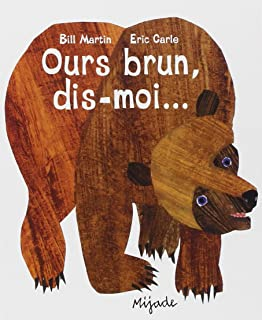 brown bear in french