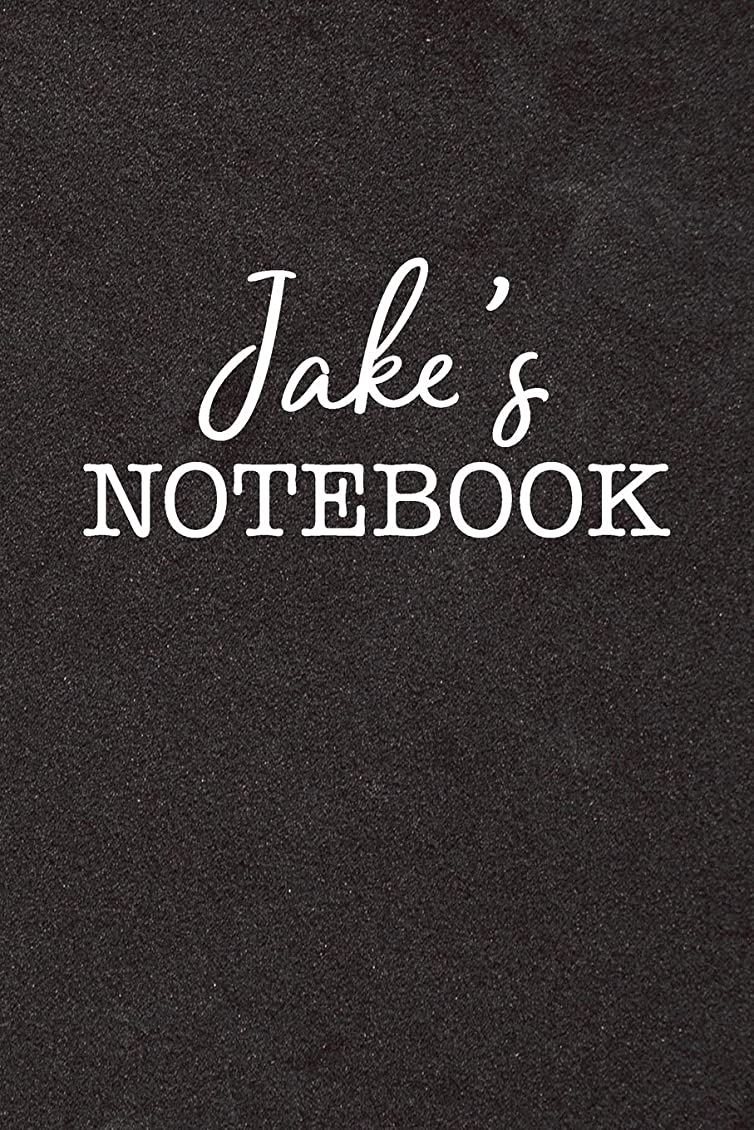アーサー確執傾向がありますJake's Notebook: Personalized Scrapbook for Men