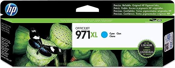 HP 971 | PageWide Cartridge High Yield | Cyan | CN626AM