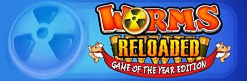 Worms Reloaded - Game Of The Year Upgrade [PC Code - Steam]
