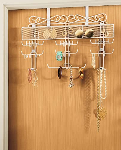 high quality Collections Etc - Jewelry Valet high quality Hanging 2021 Storage Display outlet sale